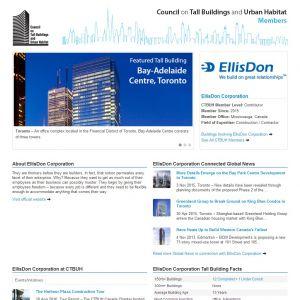 EllisDon Corporation Member Page