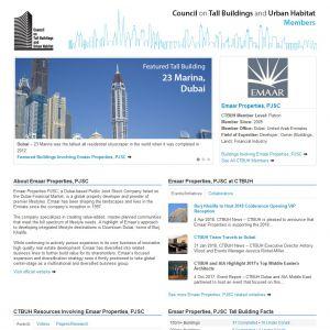 Emaar Properties, PJSC Member Page