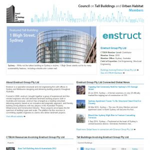 Enstruct Group Pty Ltd Member Page