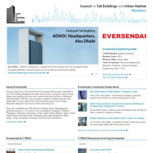 Eversendai Engineering Qatar Member Page