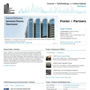 Foster + Partners Member Page