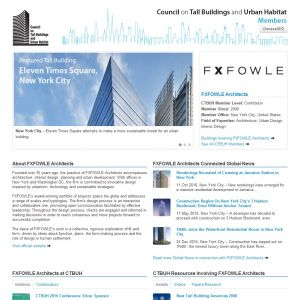 FXFOWLE Architects Member Page