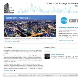 Global Wind Technology Services - GWTS Member Page