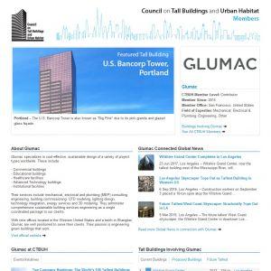 Glumac Member Page