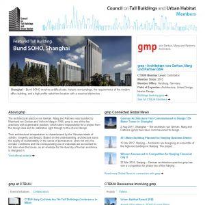 gmp • Architekten von Gerkan, Marg und Partner GbR Member Page