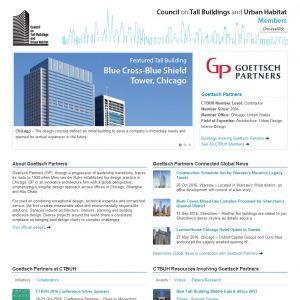 Goettsch Partners Member Page