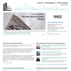 Grace Construction Products Member Page