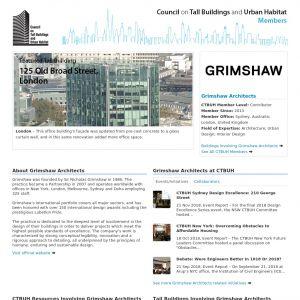 Grimshaw Architects Member Page