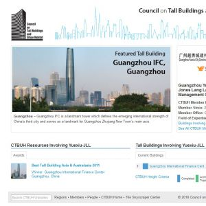 Guangzhou Yuexiu City Construction Jones Lang LaSalle Property Management Co., Ltd. Member Page