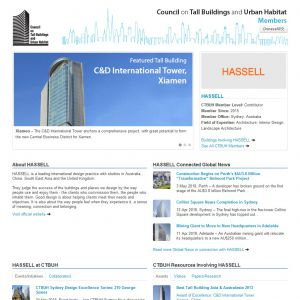 HASSELL Member Page