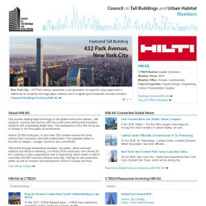 Hilti AG Member Page