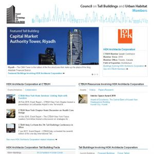 HOK Architects Corporation Member Page