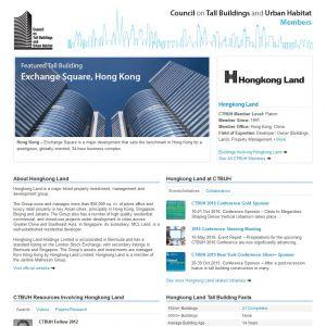Hongkong Land Member Page