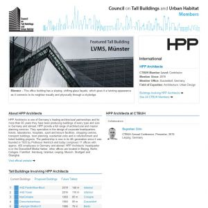HPP Architects Member Page