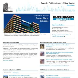 Hutchinson Builders Member Page