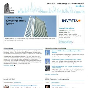 Investa Property Group Member Page