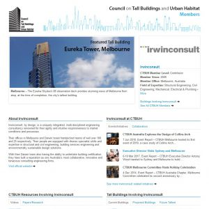 Irwinconsult Member Page