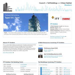 ITT Enidine Member Page