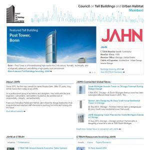 JAHN Member Page