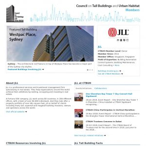 JLL Member Page