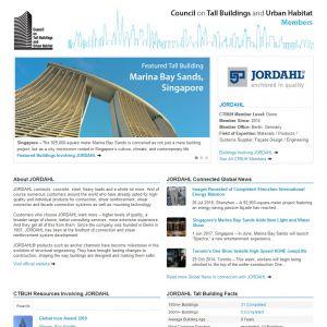 JORDAHL Member Page