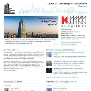 Kinemetrics Inc. Member Page