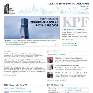 Kohn Pedersen Fox Associates Member Page