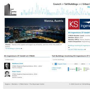 KS Ingenieure ZT GmbH Member Page