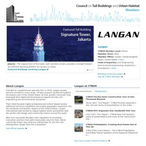 Langan Engineering Member Page