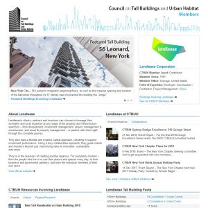 Lendlease Corporation Member Page