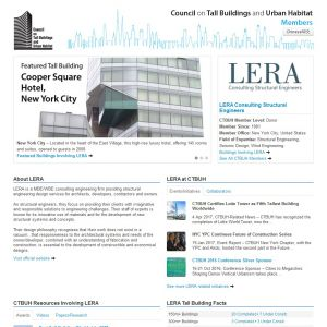 LERA Consulting Structural Engineers Member Page