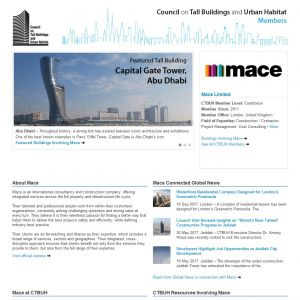 Mace Limited Member Page