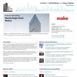 MAKE Member Page
