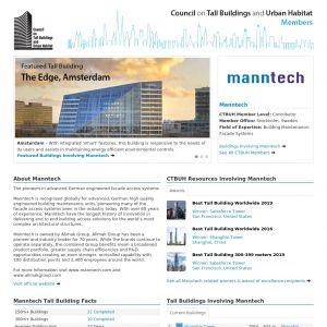 Manntech Member Page