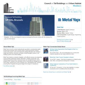Metal Yapi Member Page
