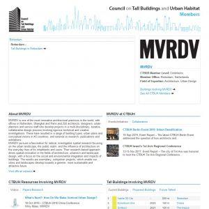 MVRDV Member Page