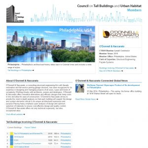 O'Donnell & Naccarato Member Page