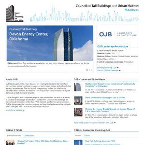 OJB Landscape Architecture Member Page