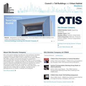 Otis Elevator Company Member Page