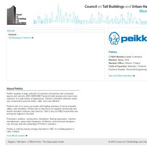 Peikko Member Page