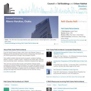 Pelli Clarke Pelli Architects Member Page