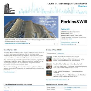 Perkins+Will Member Page