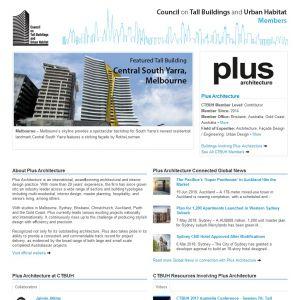 Plus Architecture Member Page