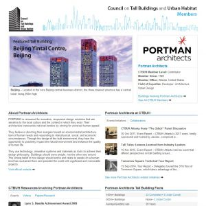 Portman Architects Member Page