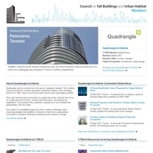 Quadrangle Architects Member Page