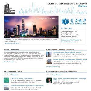 R & F Properties Member Page