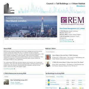Real Estate Management (UK) Limited Member Page