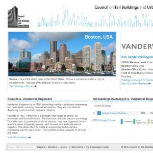 Vanderweil Engineers Member Page