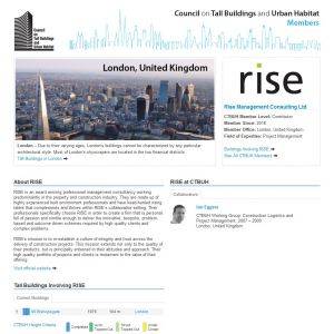 Rise Management Consulting Ltd Member Page