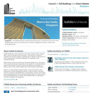 Safdie Architects Member Page